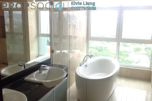 For Rent Condominium at The Avare, KLCC Freehold Semi Furnished 4R/4B 12k