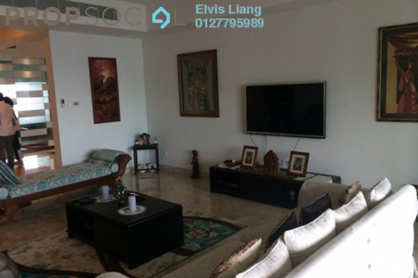 For Sale Condominium at 10 Mont Kiara, Mont Kiara Freehold Fully Furnished 4R/4B 3.88m