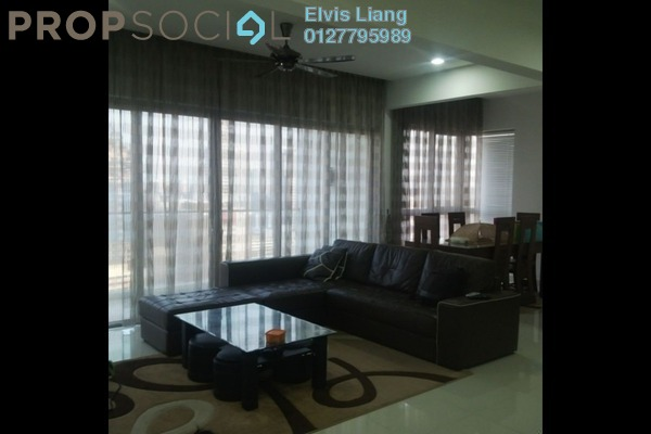 For Rent Condominium at Regalia, Putra Freehold Fully Furnished 3R/4B 5k