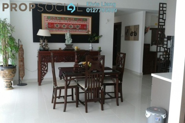 For Rent Condominium at Regalia, Putra Freehold Fully Furnished 3R/4B 6k