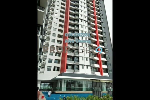 For Sale Condominium at Taman Mas Sepang, Puchong Freehold Semi Furnished 3R/2B 402k