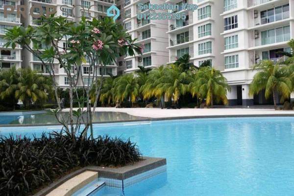 For Sale Condominium at Le Yuan Residence, Kuchai Lama Freehold Semi Furnished 3R/2B 708k