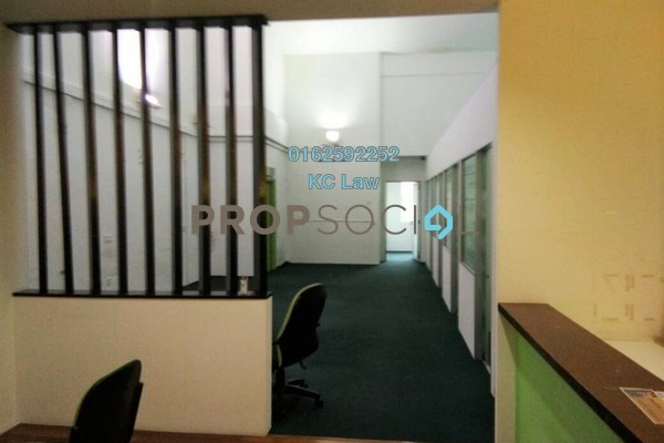 For Rent Office at Perdana Business Centre, Damansara Perdana Freehold Semi Furnished 0R/0B 3.6k