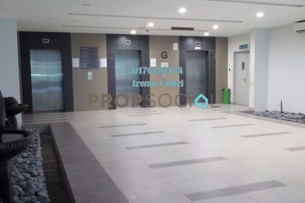 For Sale Condominium at D'Pines, Pandan Indah Freehold Semi Furnished 4R/3B 825k