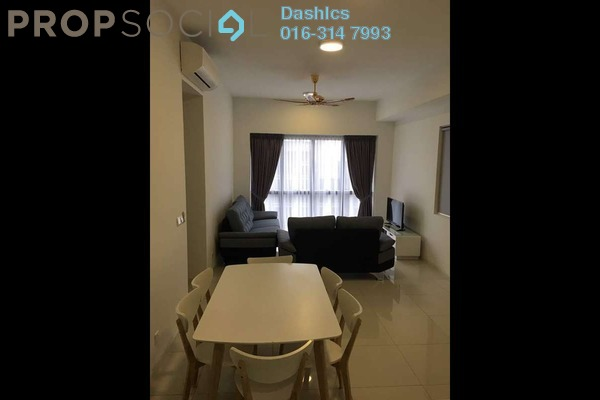 For Rent Condominium at Icon City, Petaling Jaya Freehold Fully Furnished 3R/2B 2.5k