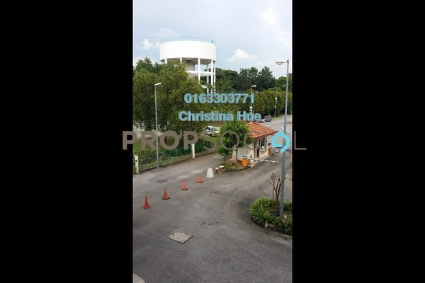 For Sale Apartment at Idaman Court, Bukit Rimau Freehold Unfurnished 3R/2B 320k