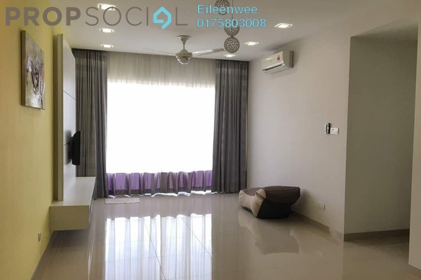 For Rent Condominium at Setapak Green, Setapak Freehold Semi Furnished 4R/3B 1.9k