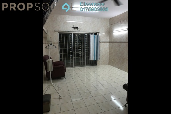For Rent Condominium at Prima Setapak I, Setapak Freehold Semi Furnished 4R/2B 1.8k