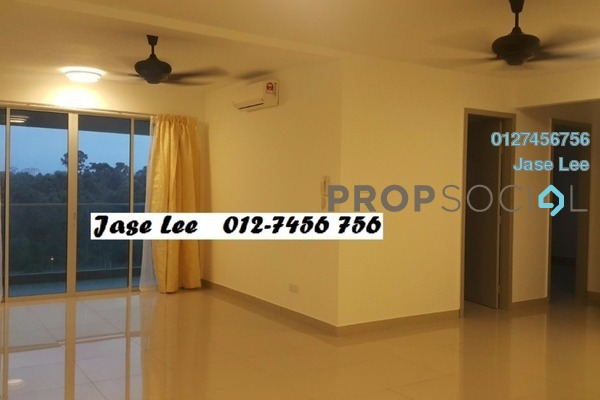 For Sale Condominium at Kiara Residence 2, Bukit Jalil Freehold Semi Furnished 3R/3B 698k