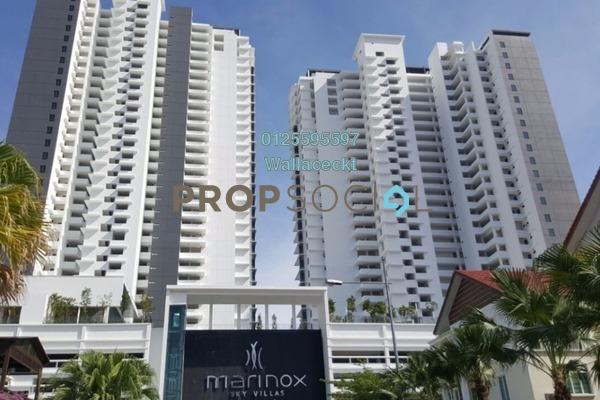 For Sale Condominium at Marinox Sky Villas, Seri Tanjung Pinang Freehold Unfurnished 3R/2B 1.1m