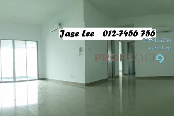 For Sale Condominium at Kiara Residence 2, Bukit Jalil Freehold Semi Furnished 3R/3B 725k