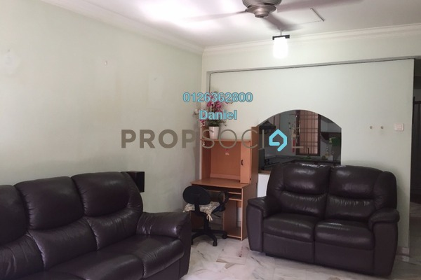 For Sale Apartment at Nova II, Segambut Freehold Fully Furnished 2R/2B 408k