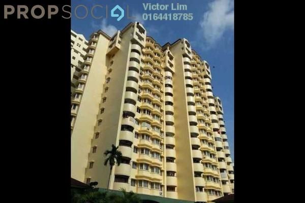 For Sale Condominium at Shang Villa, Kelana Jaya Freehold Semi Furnished 3R/2B 500k