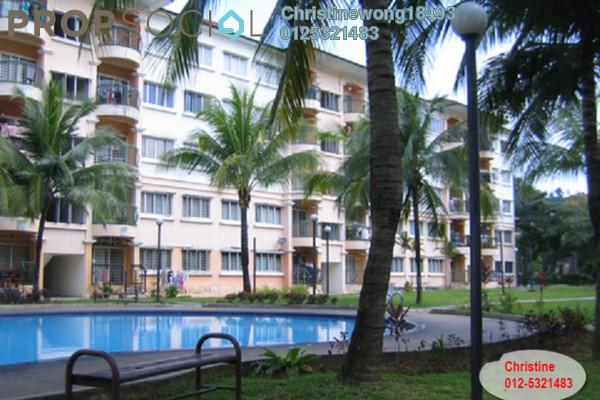 For Sale Apartment at Seri Kasturi, Bandar Kinrara Freehold Semi Furnished 3R/2B 300k