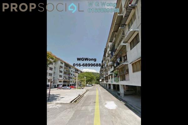 For Sale Apartment at Taman Mulia Jaya, Ampang Leasehold Fully Furnished 2R/1B 98k