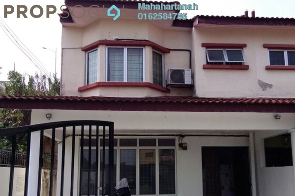 For Sale Terrace at Taman Bukit Ria, Kajang Freehold Semi Furnished 4R/3B 490k