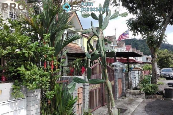 For Sale Terrace at Taman Wangsa Melawati, Wangsa Maju Leasehold Semi Furnished 4R/3B 700k