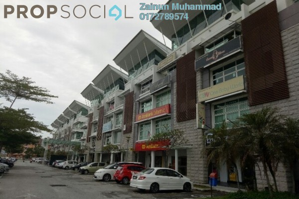For Sale Office at Laman Seri, Shah Alam Leasehold Unfurnished 0R/0B 5.8m