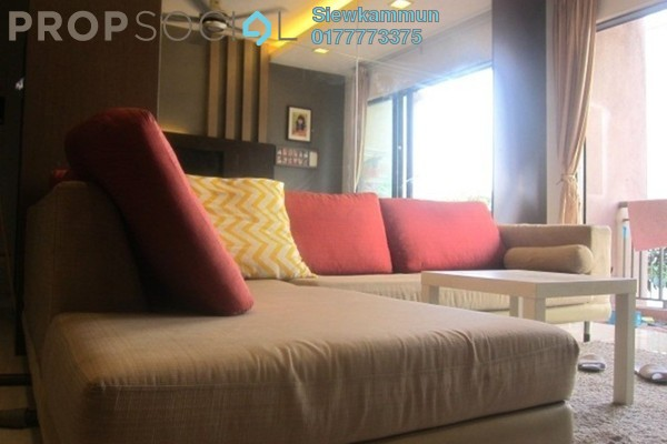 For Sale Condominium at Casa Indah 1, Tropicana Freehold Fully Furnished 3R/3B 620k
