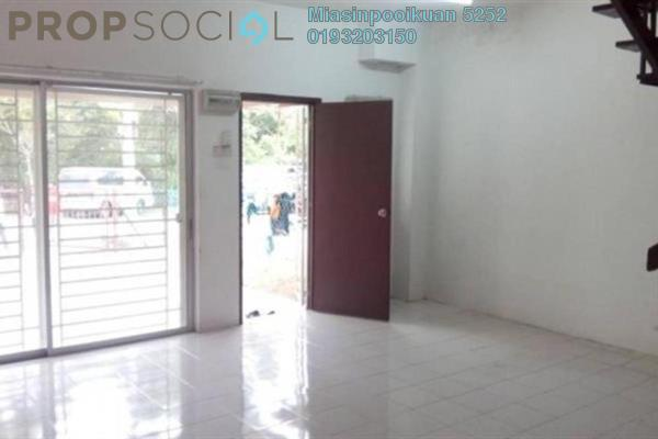 For Rent Terrace at Double Green Residence, Ipoh Freehold Unfurnished 4R/3B 1.15k