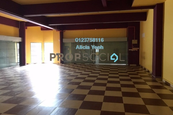 For Rent Shop at Section U8, Bukit Jelutong Freehold Unfurnished 0R/0B 11k