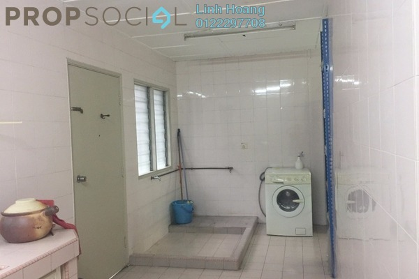 For Rent Terrace at Taman SEA, Petaling Jaya Freehold Semi Furnished 4R/3B 2k