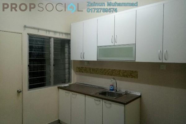 For Rent Condominium at Putra Suria Residence, Bandar Sri Permaisuri Freehold Semi Furnished 3R/2B 1.2k