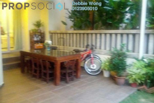 For Rent Terrace at Villa Aseana, Mont Kiara Freehold Semi Furnished 5R/5B 9k
