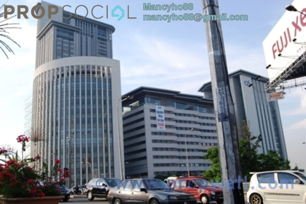 For Rent Office at PJ8, Petaling Jaya Freehold Semi Furnished 0R/0B 13.5k