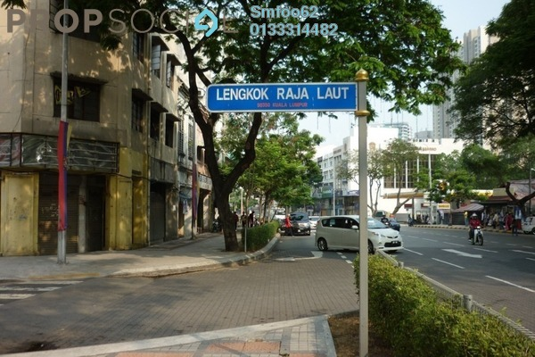 For Rent Office at Jalan Raja Bot, Chow Kit Freehold Unfurnished 7R/2B 3k