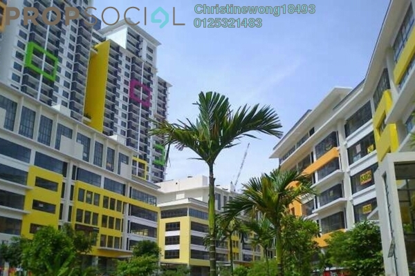 For Sale Serviced Residence at Setia Walk, Pusat Bandar Puchong Freehold Semi Furnished 4R/5B 980k