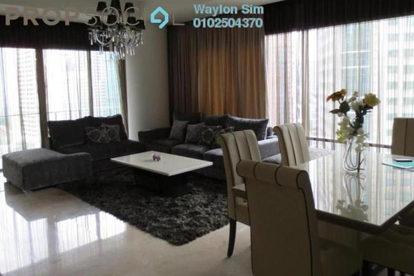 For Rent Condominium at Pavilion Residences, Bukit Bintang Freehold Fully Furnished 2R/2B 9k