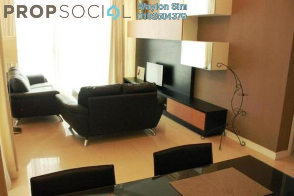 For Rent Condominium at Marc Service Residence, KLCC Freehold Fully Furnished 2R/2B 5k