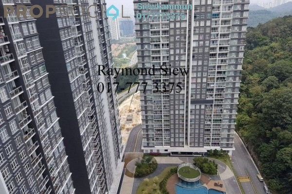 For Sale Condominium at Damansara Foresta, Bandar Sri Damansara Freehold Semi Furnished 4R/3B 720k