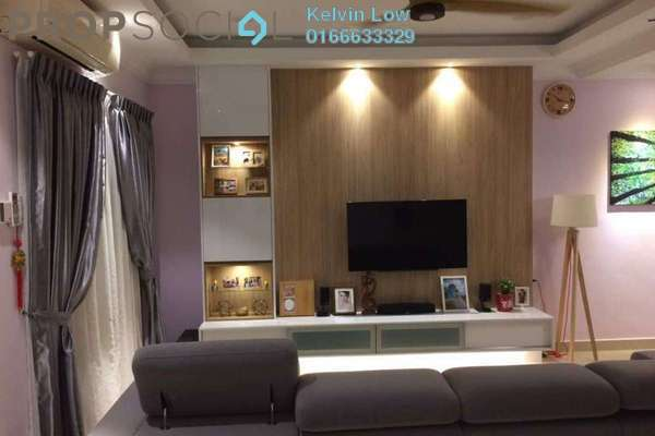 For Sale Terrace at Mutiara Puchong, Puchong Freehold Semi Furnished 4R/3B 800k