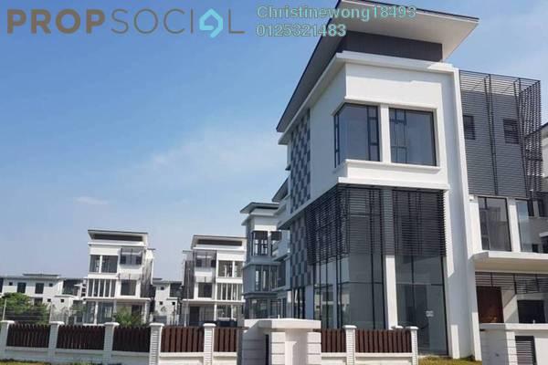 For Sale Bungalow at Residence 33, Kota Kemuning Freehold Unfurnished 8R/8B 2.8m