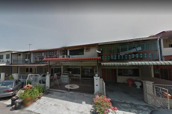 For Rent Terrace at Taman Molek, Butterworth Freehold Semi Furnished 5R/2B 900translationmissing:en.pricing.unit