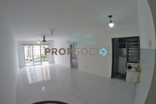 For Rent Apartment at Desa Sri Puteri Apartments, Desa Petaling Freehold Unfurnished 3R/2B 850translationmissing:en.pricing.unit