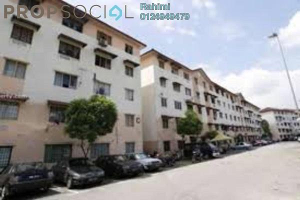For Rent Apartment at Harmoni Apartment, Damansara Damai Freehold Unfurnished 3R/2B 500translationmissing:en.pricing.unit
