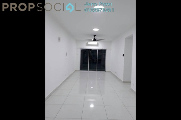 For Rent Condominium at Spring Avenue, Kuchai Lama Freehold Semi Furnished 3R/2B 1.5k