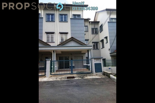 For Sale Terrace at Ukay Perdana, Ukay Freehold Unfurnished 5R/4B 695k