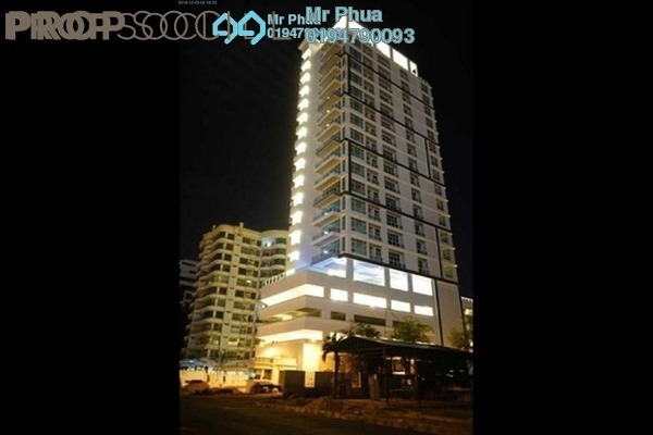 For Rent Condominium at Nautical Bay, Butterworth Freehold Unfurnished 4R/3B 2.8k