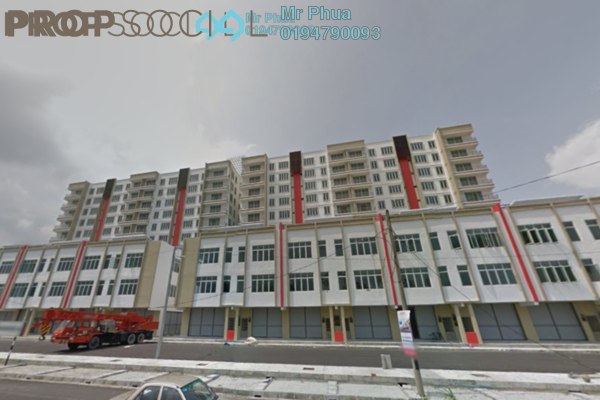 For Rent Condominium at Mesra Jaya, Butterworth Freehold Unfurnished 4R/2B 1k