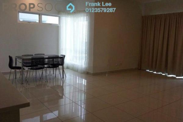 For Rent Condominium at Glomac Damansara Residences, TTDI Freehold Semi Furnished 3R/3B 3.3k