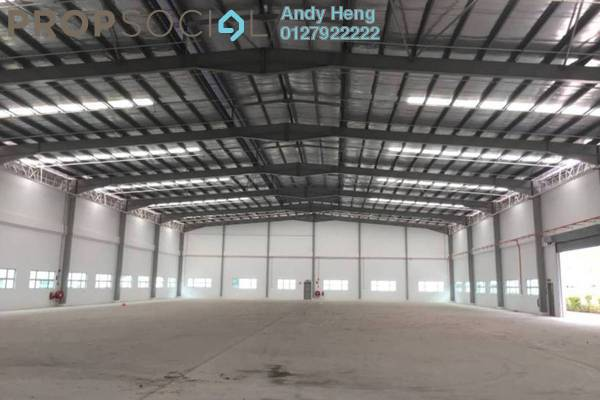 For Sale Factory at District 6 @ SiLC, Iskandar Puteri (Nusajaya) Freehold Unfurnished 0R/0B 15.7m