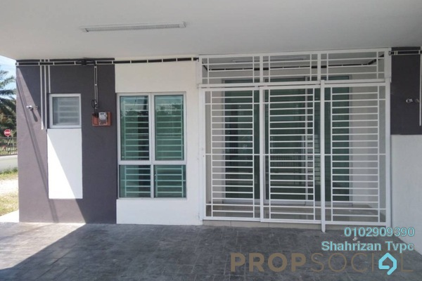For Rent Terrace at Taman Lestari Mewah, Dengkil Freehold Unfurnished 4R/3B 1.45k