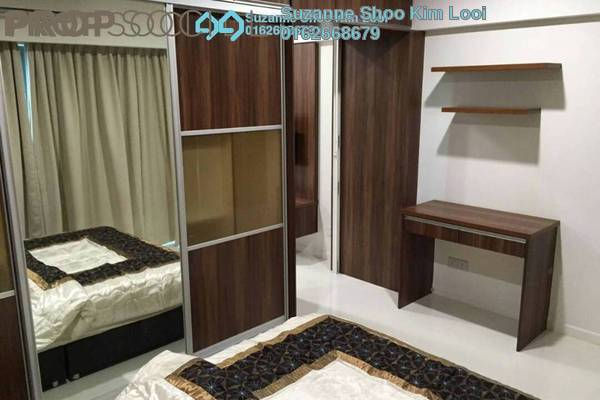 For Rent Serviced Residence at Summer Suites, KLCC Freehold Fully Furnished 1R/1B 2.5k