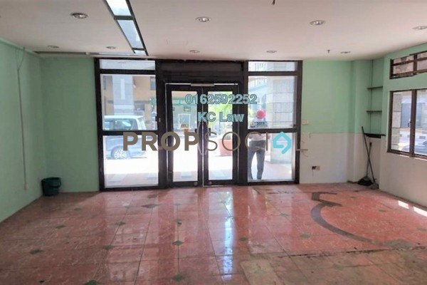 For Rent Shop at Phileo Damansara 1, Petaling Jaya Freehold Unfurnished 0R/0B 4.9k