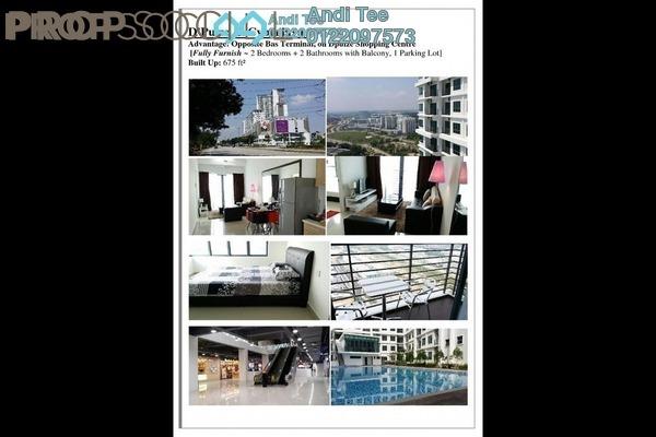 For Sale Condominium at DPulze, Cyberjaya Freehold Fully Furnished 2R/2B 450k