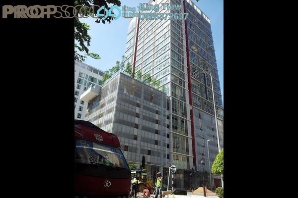 For Sale Office at Menara Centara, Chow Kit Freehold Unfurnished 0R/1B 530k